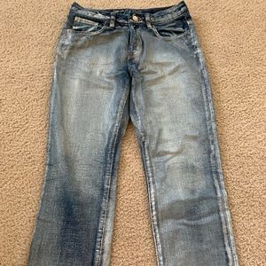 Gap Girlfriend Jeans Girls sz 14 Pants